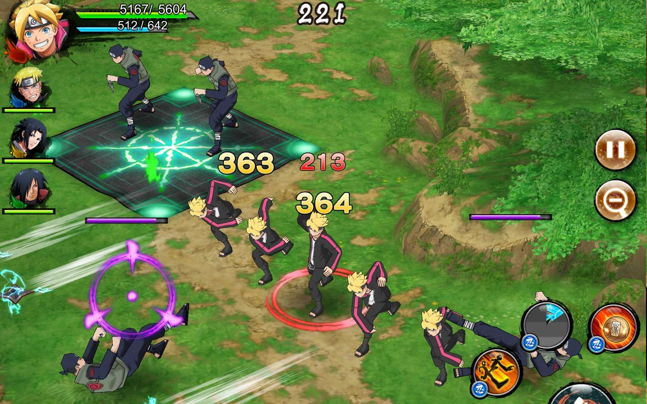 NARUTO X BORUTO NINJA VOLTAGE 6.1.0 Screenshot 6