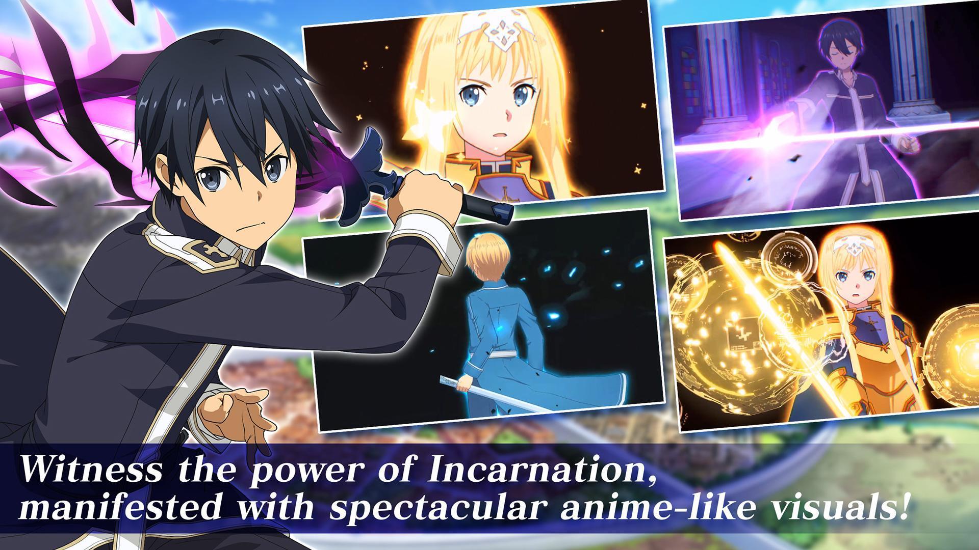 Sword Art Online Alicization Rising Steel 1.15.0 Screenshot 2