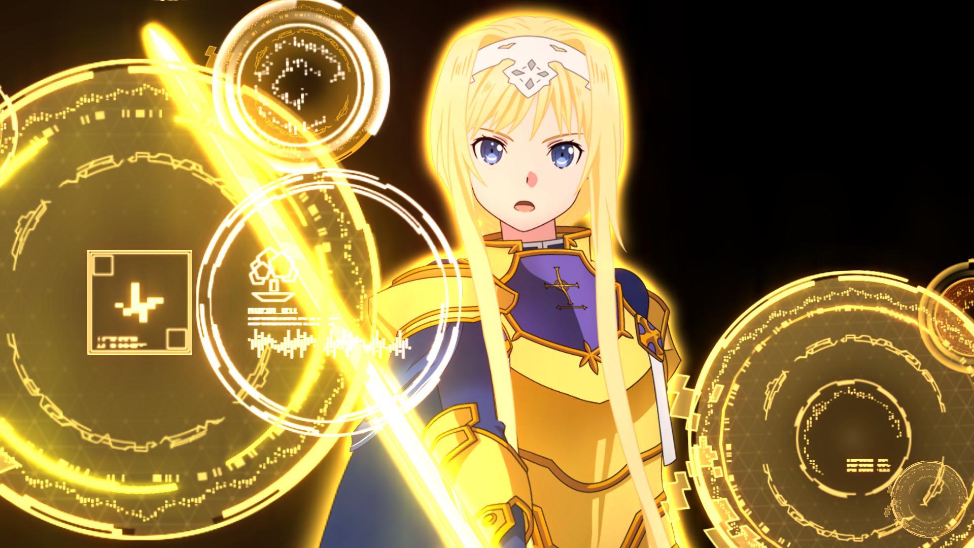 Sword Art Online Alicization Rising Steel 1.15.0 Screenshot 5