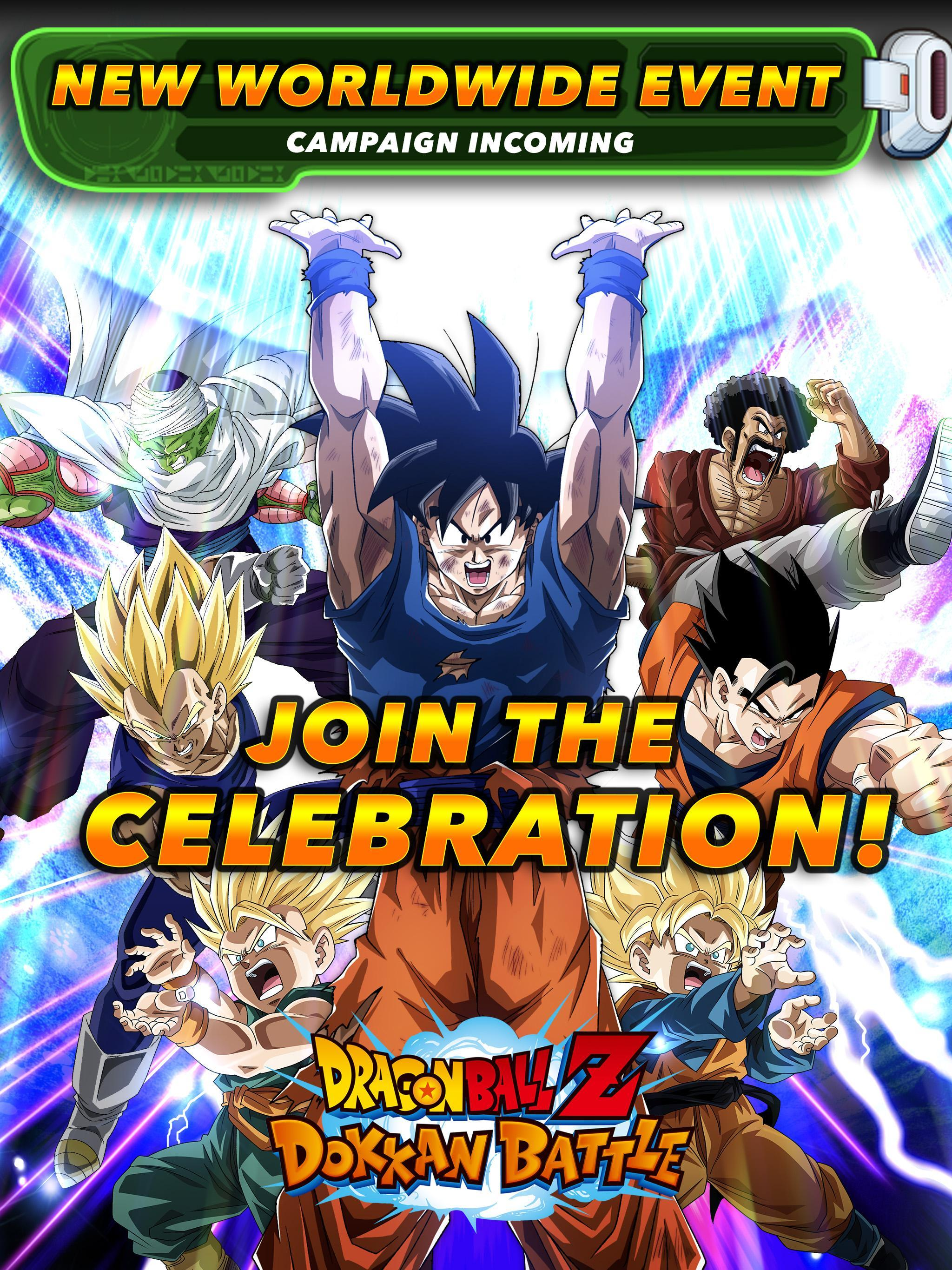 DRAGON BALL Z DOKKAN BATTLE 4.11.2 Screenshot 1