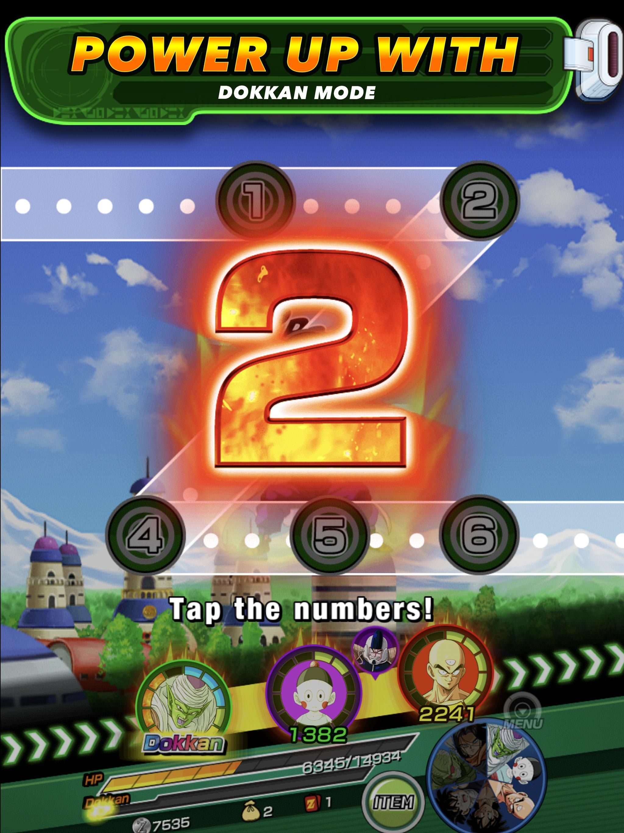 DRAGON BALL Z DOKKAN BATTLE 4.11.2 Screenshot 6