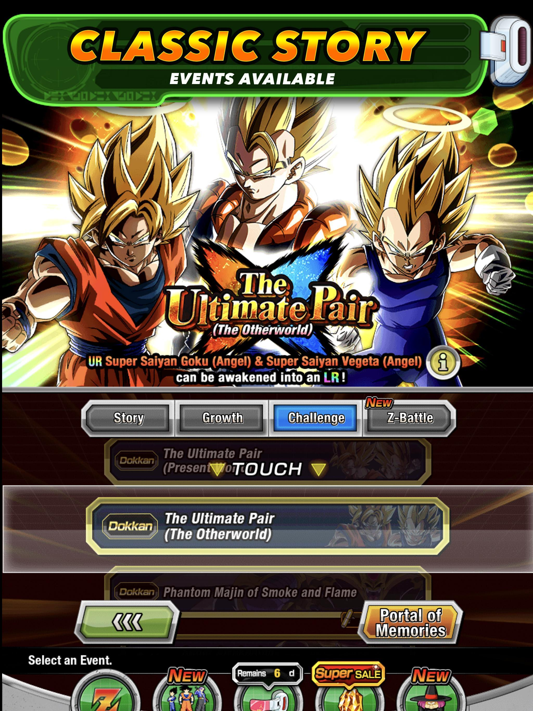 DRAGON BALL Z DOKKAN BATTLE 4.11.2 Screenshot 7