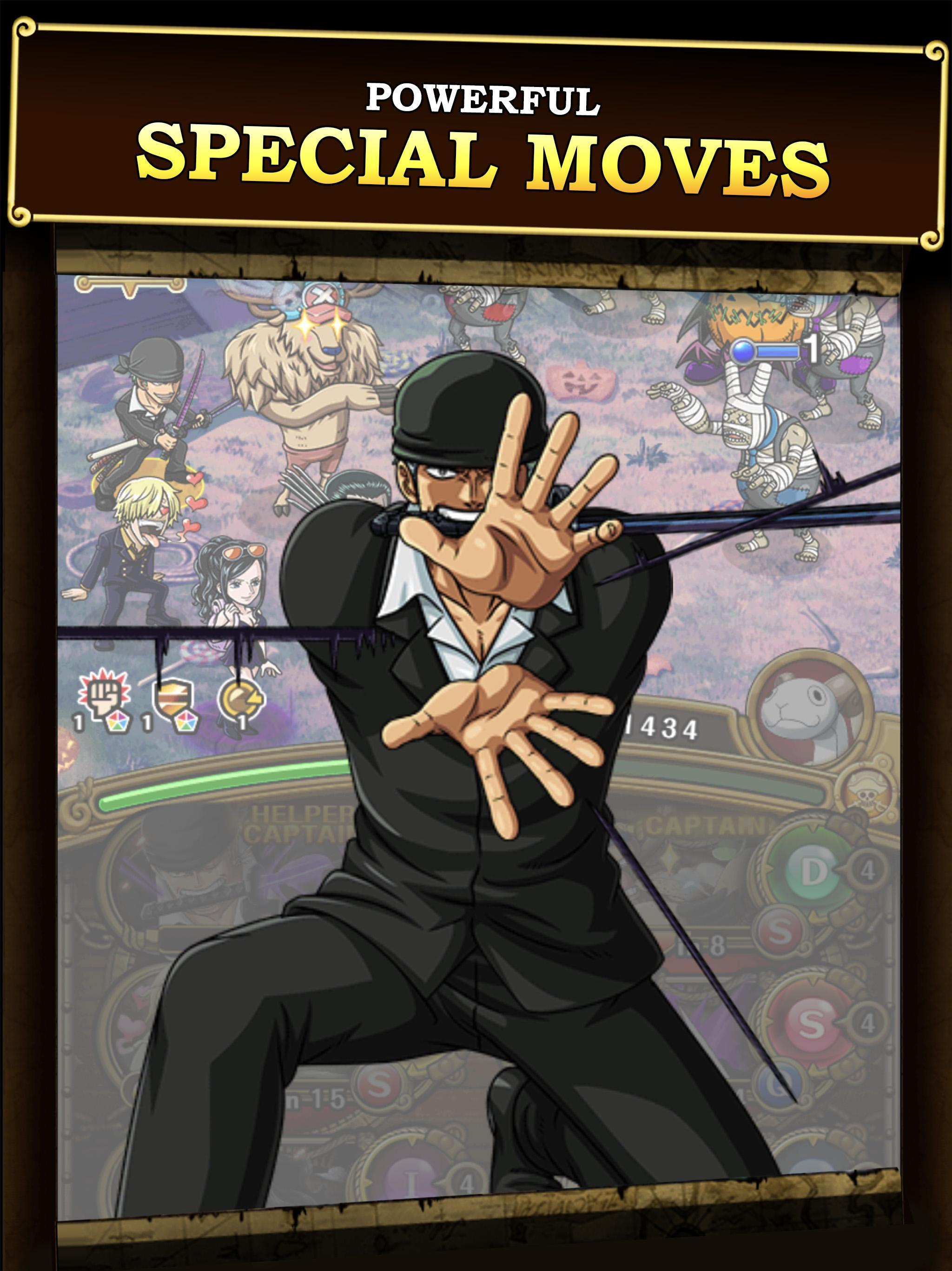 ONE PIECE TREASURE CRUISE 9.3.0 Screenshot 4