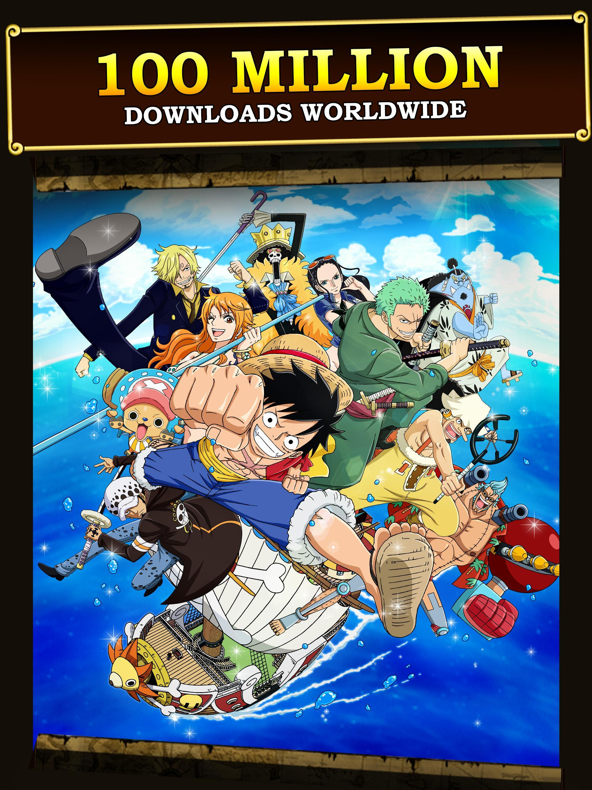 ONE PIECE TREASURE CRUISE 9.3.0 Screenshot 5
