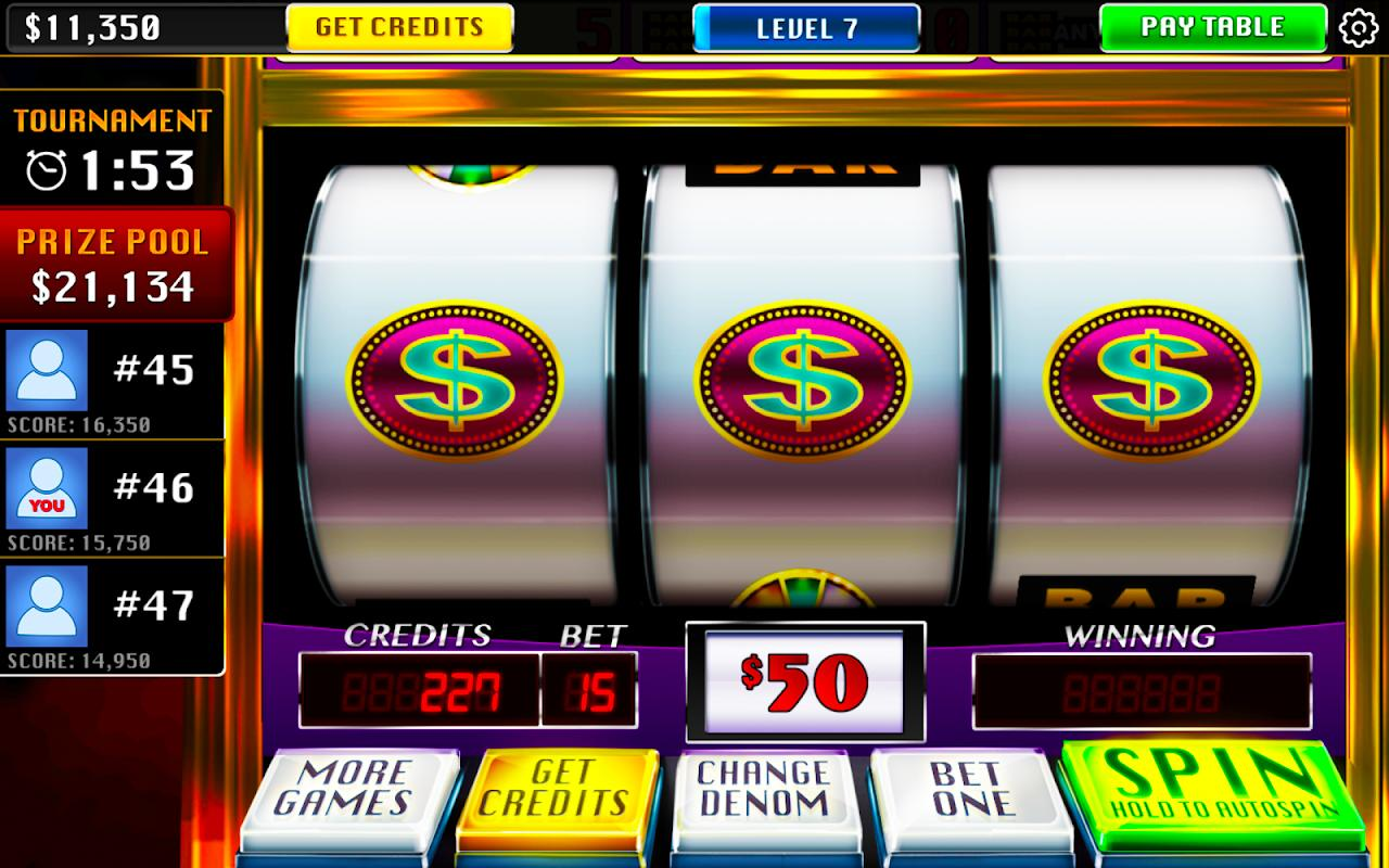 Real Casino Vegas:777 Classic Slots & Casino Games 56 Screenshot 11