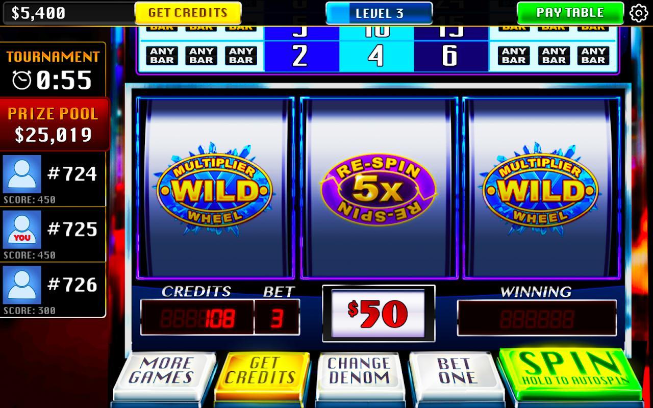 Real Casino Vegas:777 Classic Slots & Casino Games 56 Screenshot 18