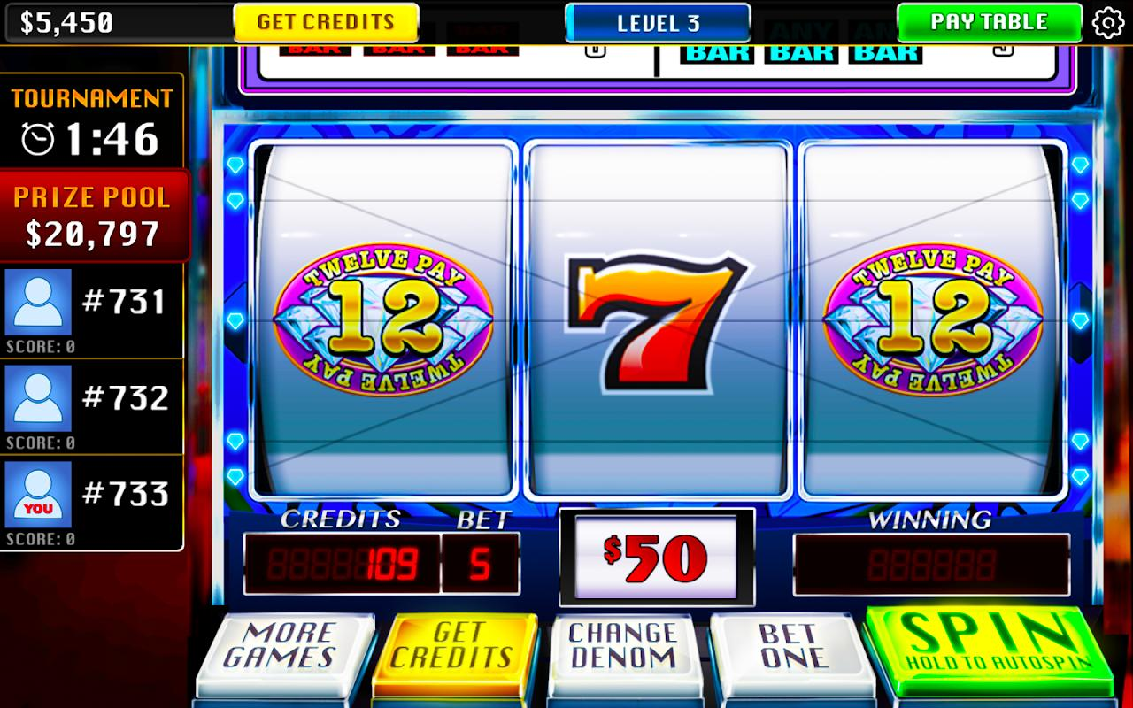 Real Casino Vegas:777 Classic Slots & Casino Games 56 Screenshot 2