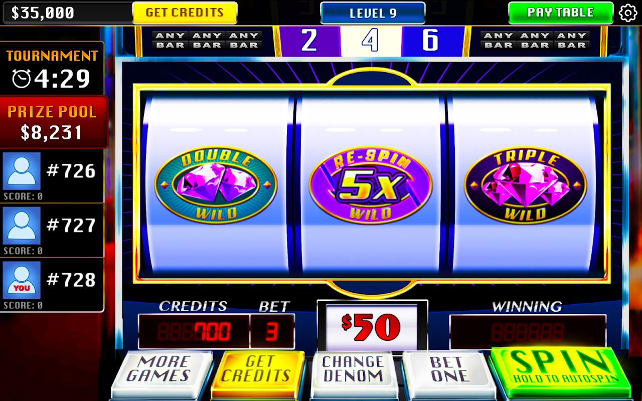 Real Casino Vegas:777 Classic Slots & Casino Games 56 Screenshot 4