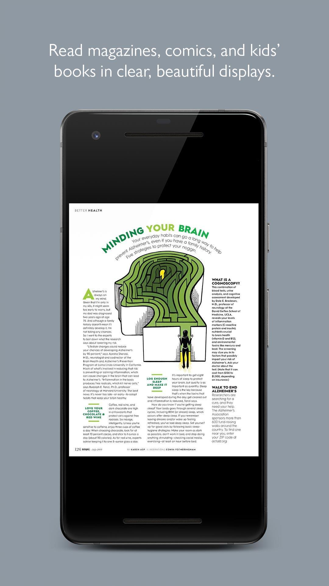 NOOK Read eBooks & Magazines 5.1.0.27 Screenshot 3