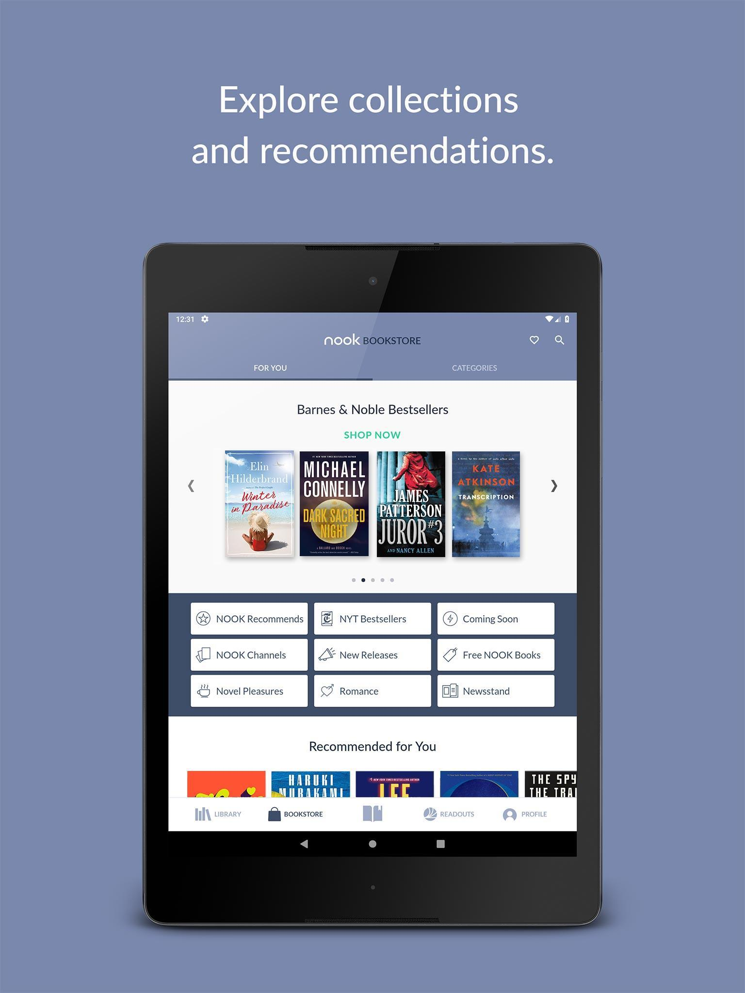 NOOK Read eBooks & Magazines 5.1.0.27 Screenshot 7