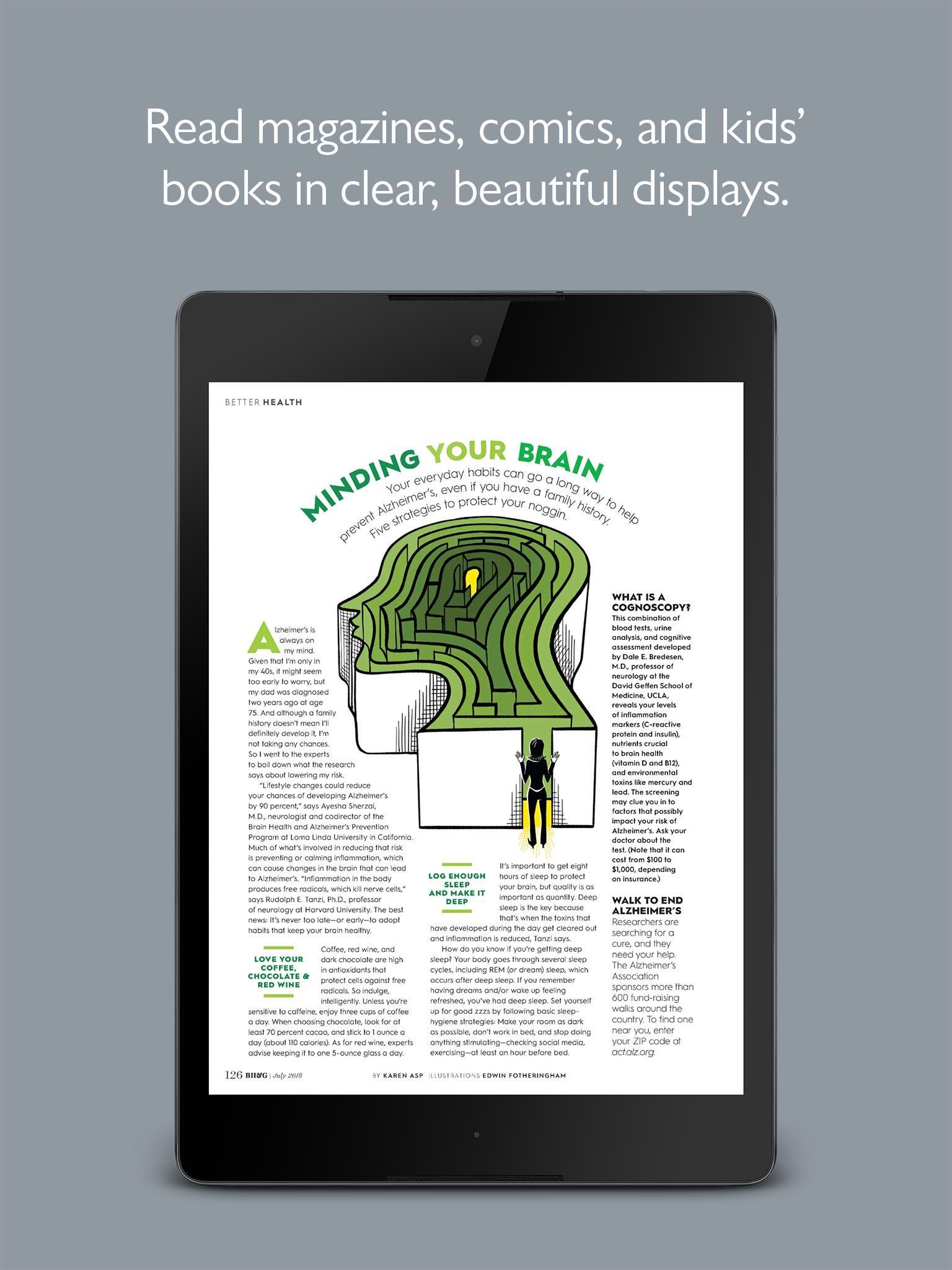 NOOK Read eBooks & Magazines 5.1.0.27 Screenshot 9
