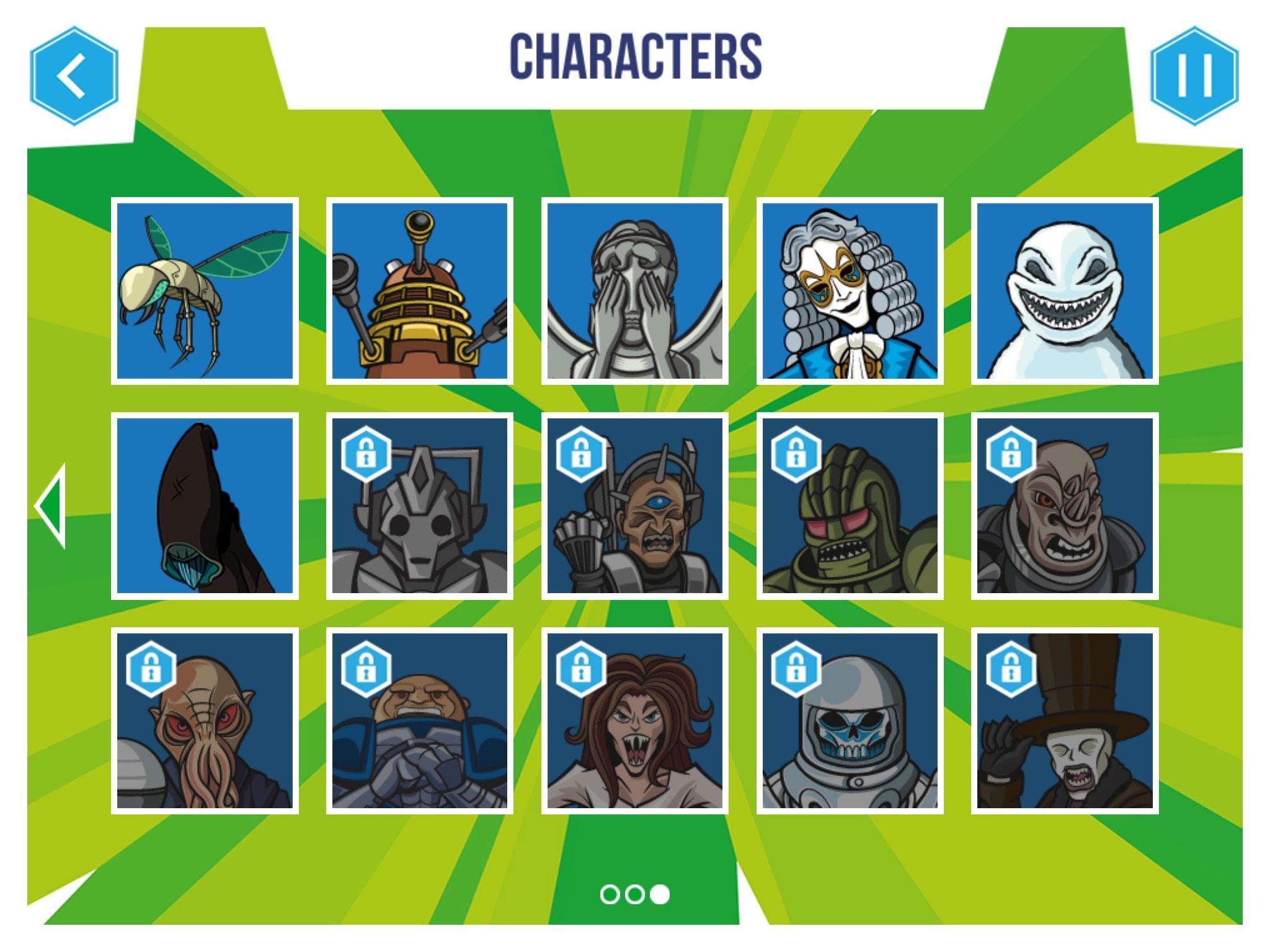 Doctor Who: Comic Creator 1.7 Screenshot 10