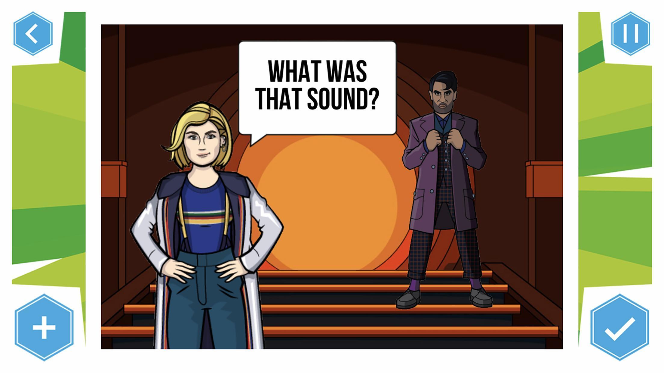 Doctor Who: Comic Creator 1.7 Screenshot 2