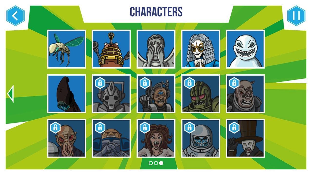 Doctor Who: Comic Creator 1.7 Screenshot 4