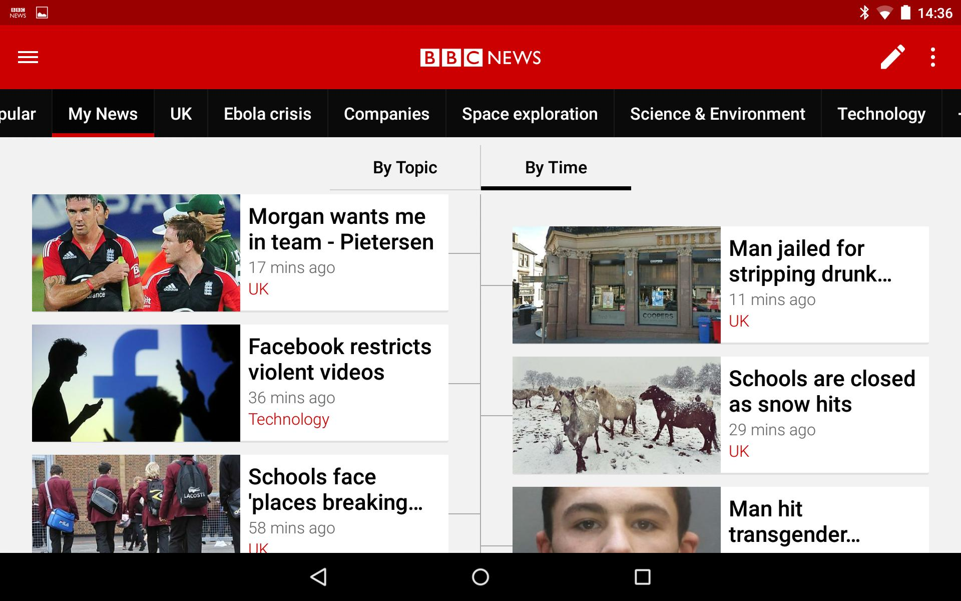 BBC News 5.8.1 Screenshot 14