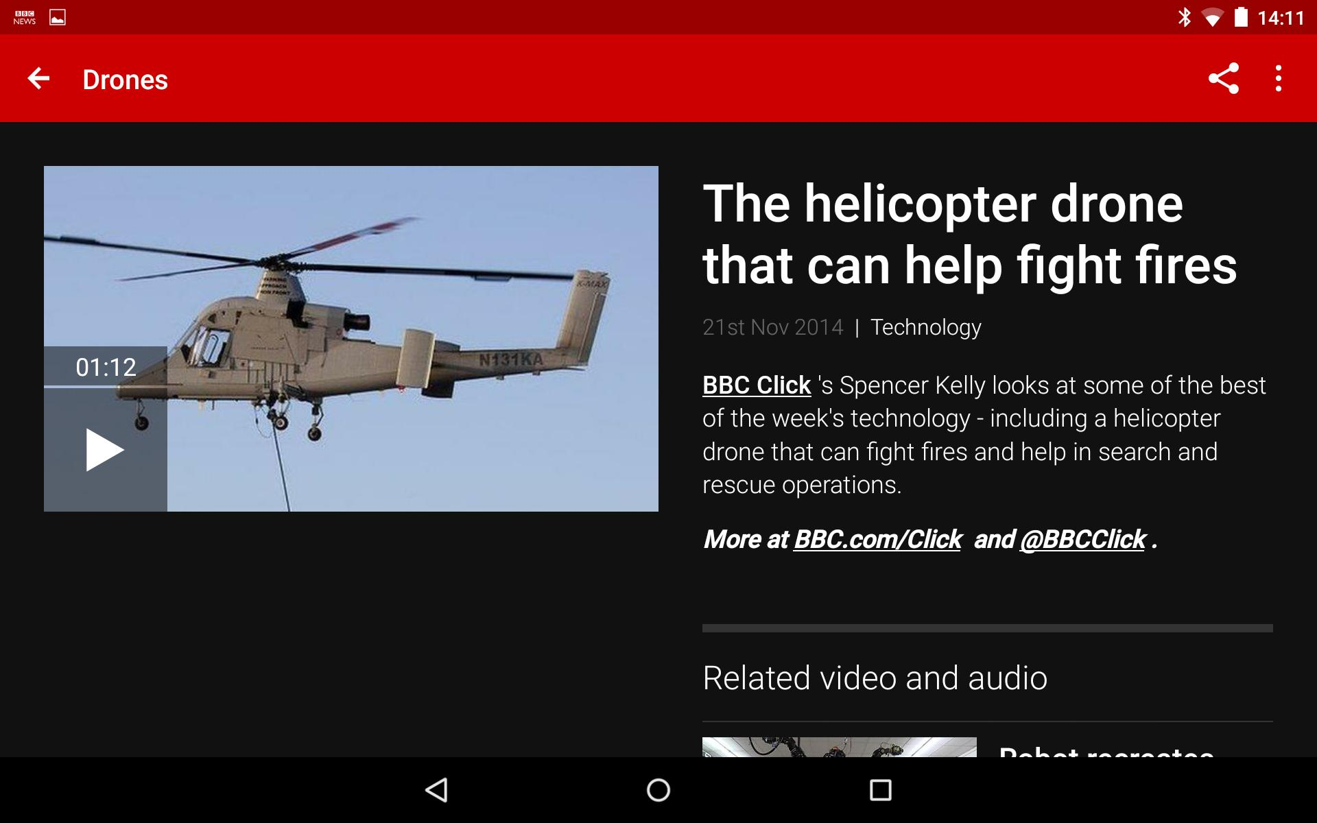 BBC News 5.8.1 Screenshot 16