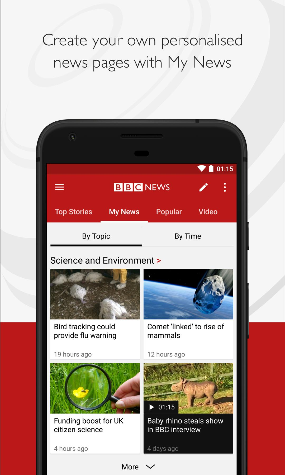 BBC News 5.8.1 Screenshot 3