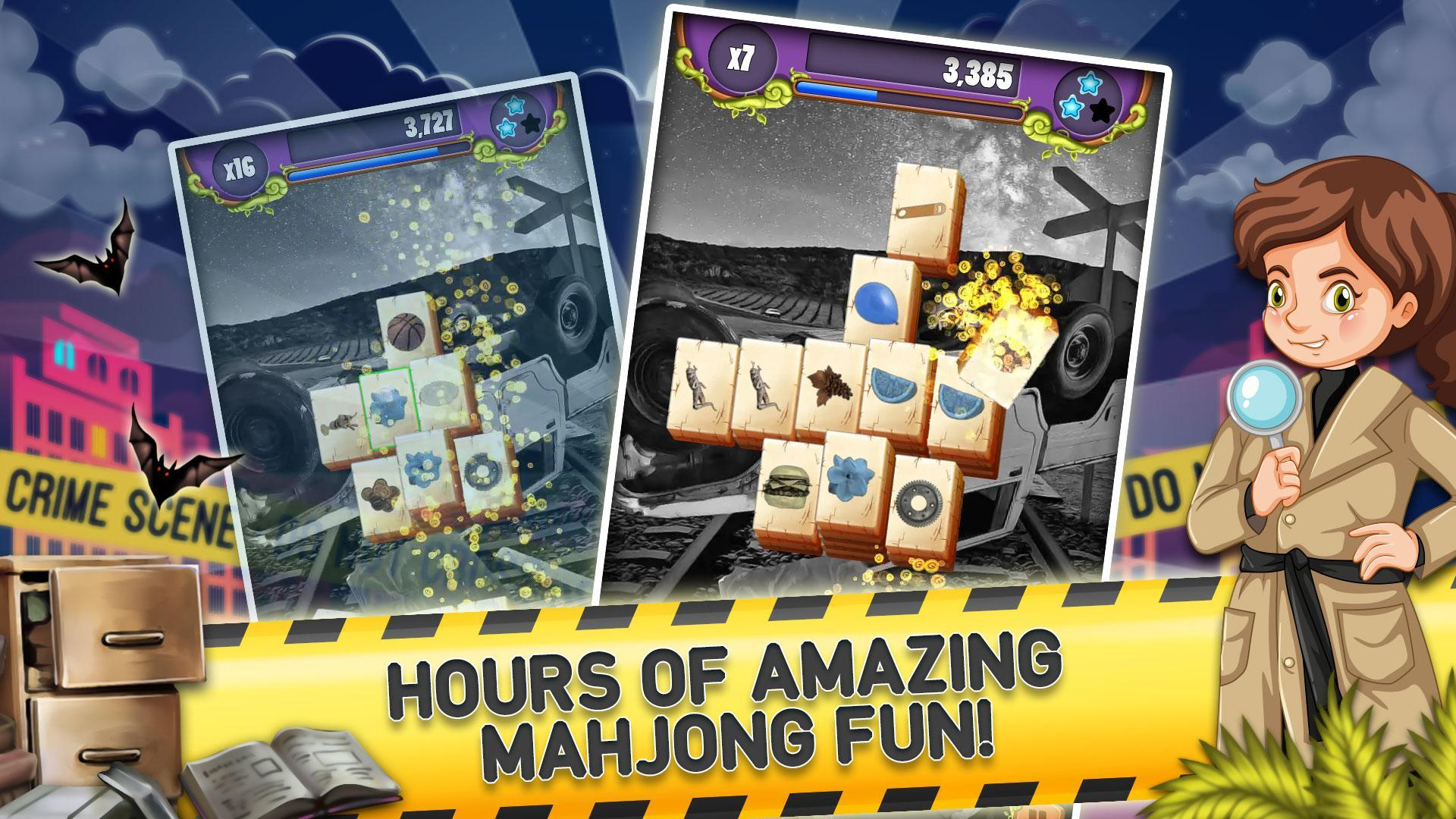 Mahjong Crime Scenes: Mystery Cases 1.0.20 Screenshot 16