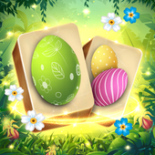 Mahjong Spring Solitaire: Easter Journey app icon