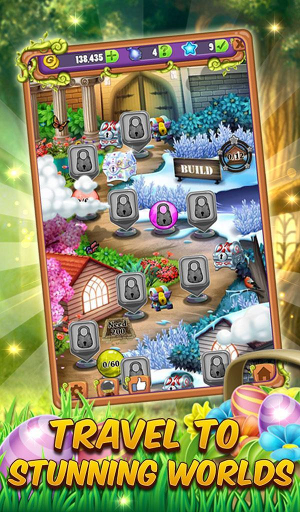 Mahjong Spring Solitaire: Easter Journey 1.0.16 Screenshot 1