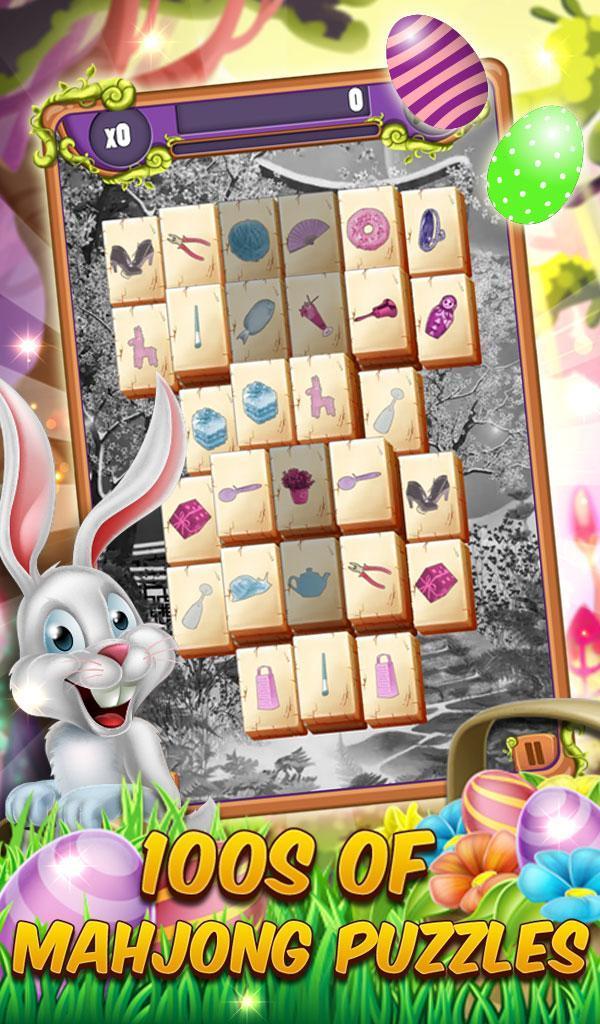 Mahjong Spring Solitaire: Easter Journey 1.0.16 Screenshot 2