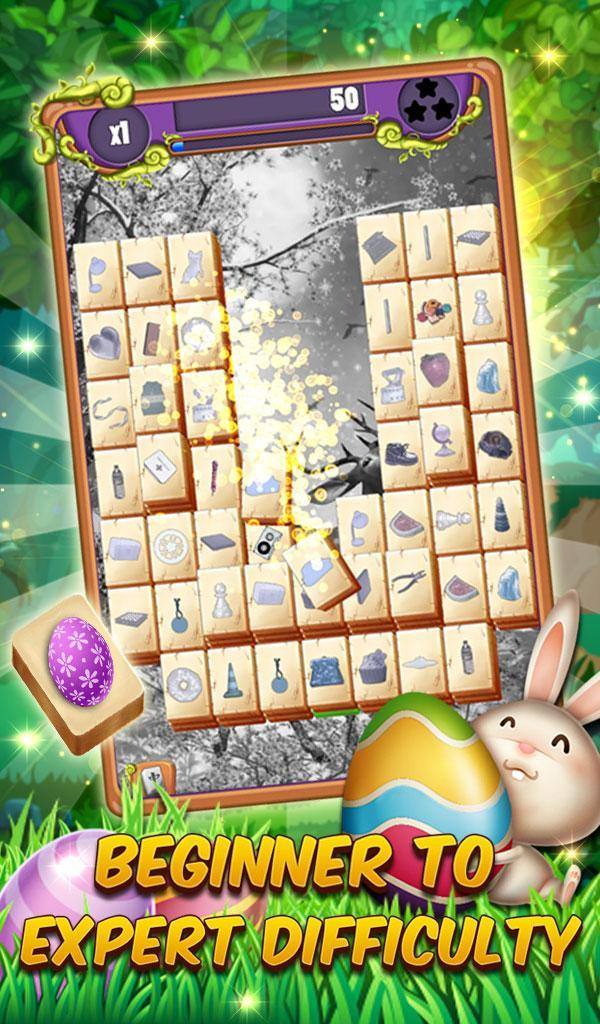 Mahjong Spring Solitaire: Easter Journey 1.0.16 Screenshot 23