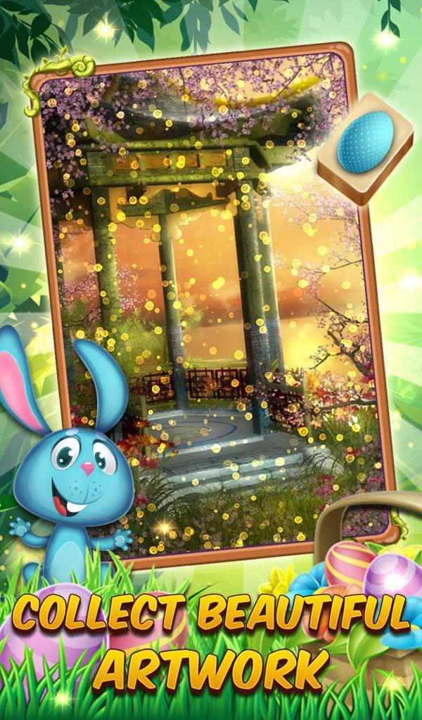 Mahjong Spring Solitaire: Easter Journey 1.0.16 Screenshot 3