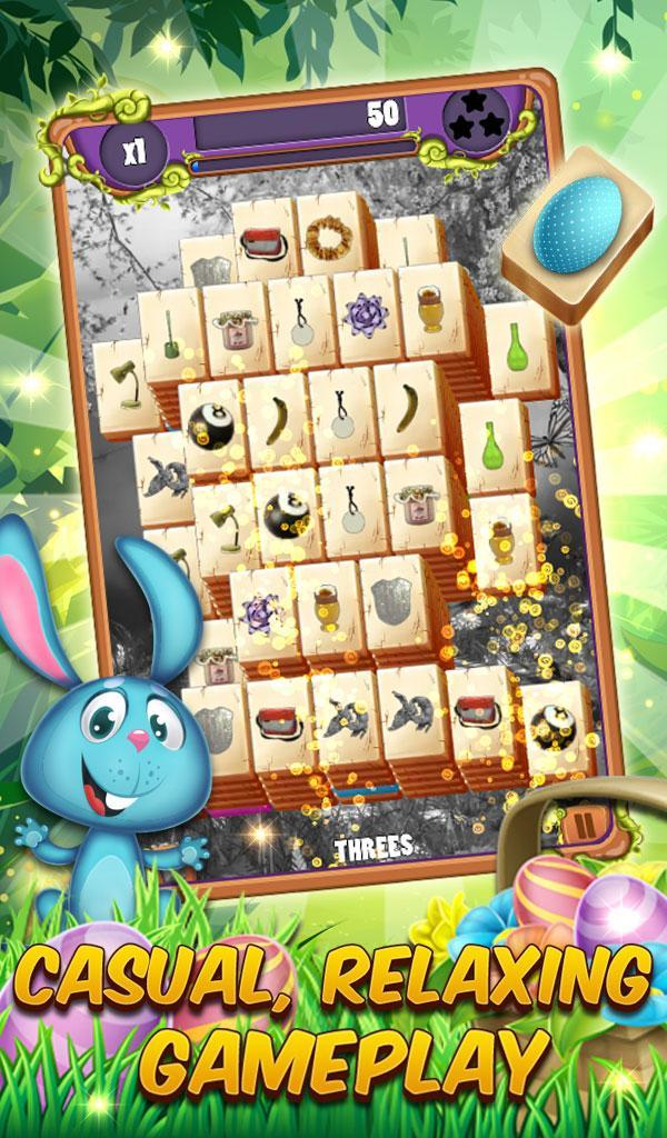 Mahjong Spring Solitaire: Easter Journey 1.0.16 Screenshot 4