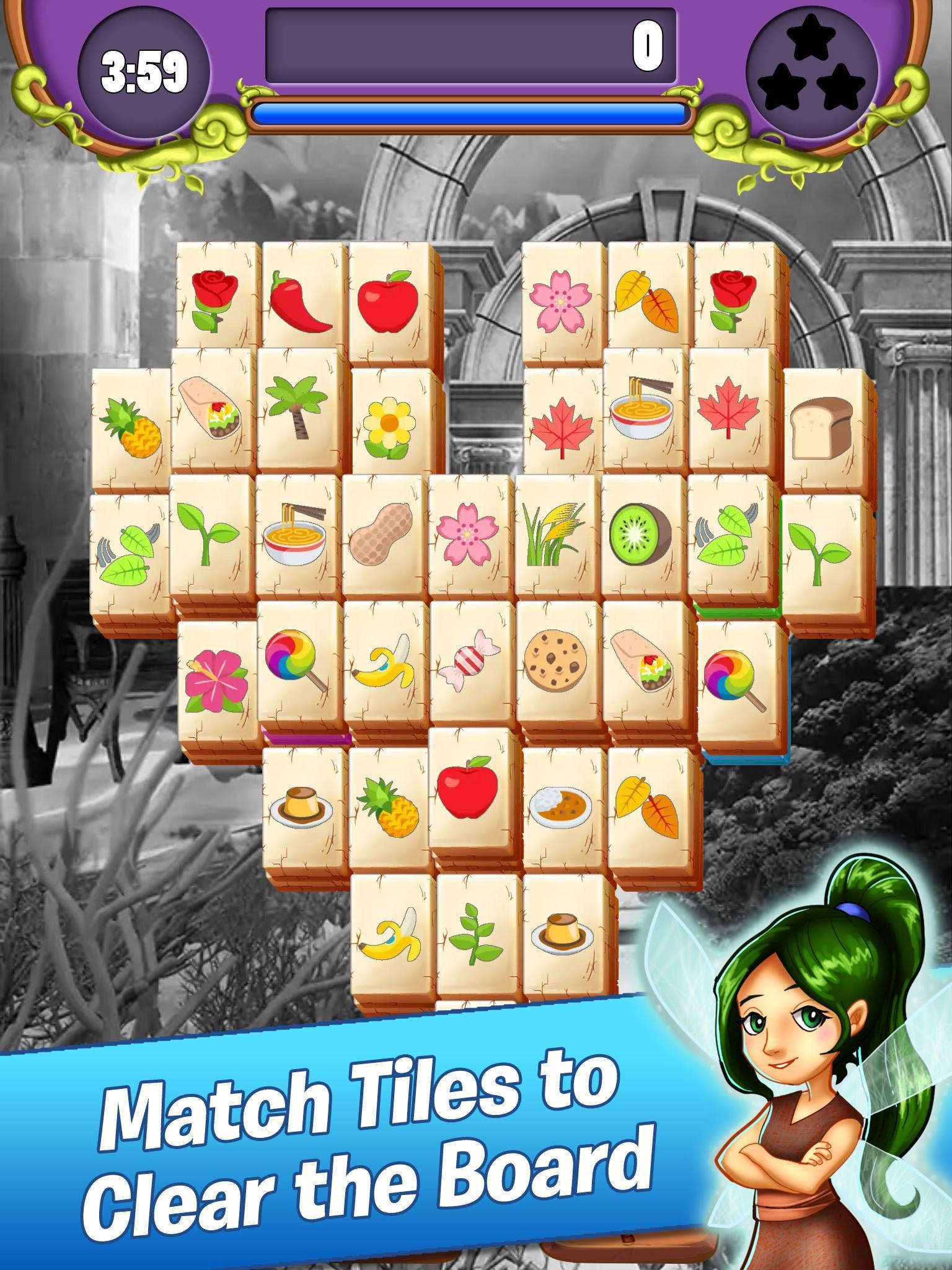 Mahjong - Mermaid Quest - Sirens of the Deep 1.0.42 Screenshot 1