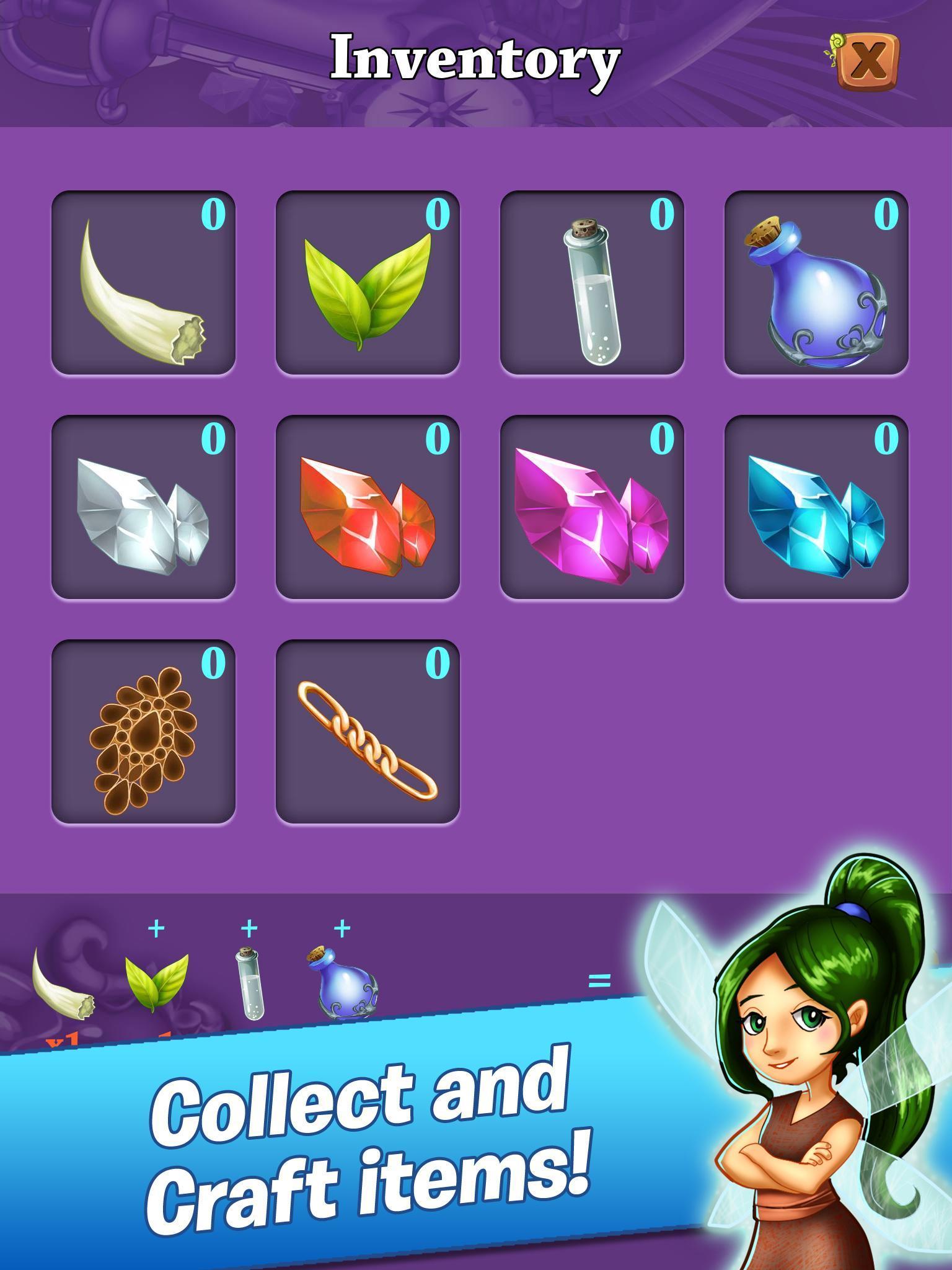 Mahjong - Mermaid Quest - Sirens of the Deep 1.0.42 Screenshot 21