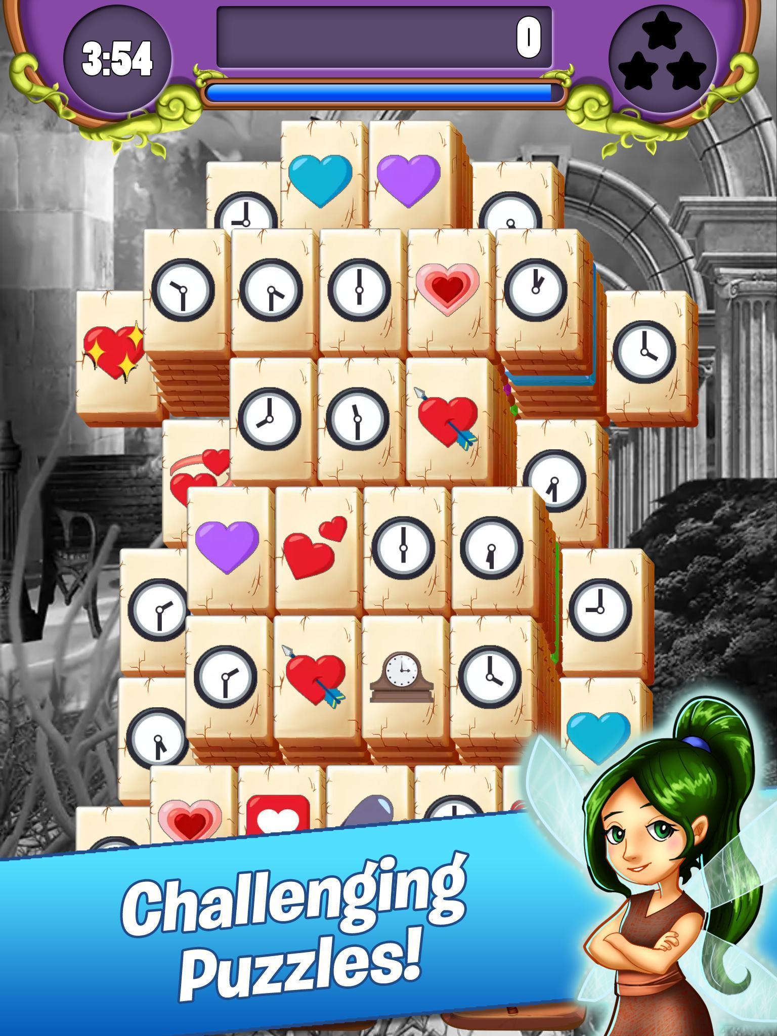 Mahjong - Mermaid Quest - Sirens of the Deep 1.0.42 Screenshot 3