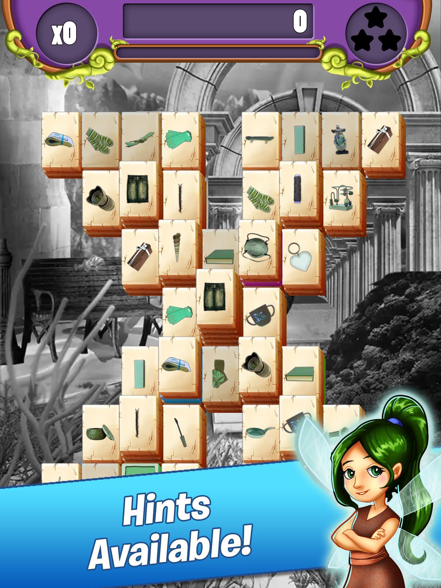 Mahjong - Mermaid Quest - Sirens of the Deep 1.0.42 Screenshot 5