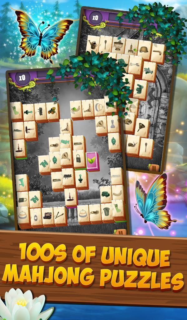 Mahjong Solitaire: Summer Blossom 1.0.17 Screenshot 1