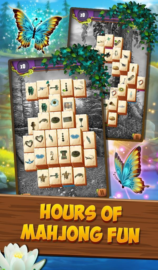 Mahjong Solitaire: Summer Blossom 1.0.17 Screenshot 5