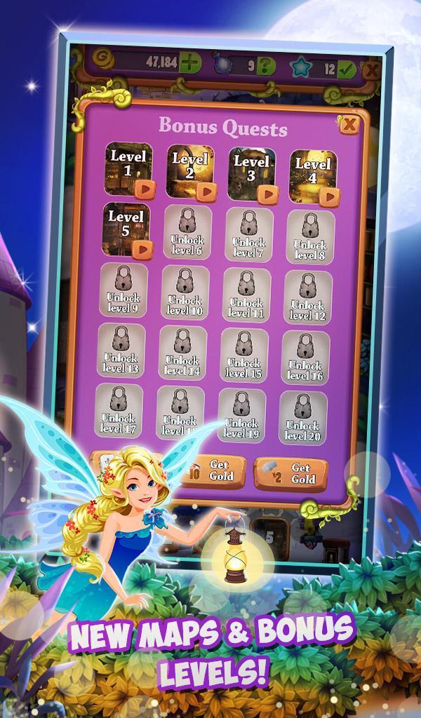 Mahjong Solitaire: Moonlight Magic 1.0.24 Screenshot 7