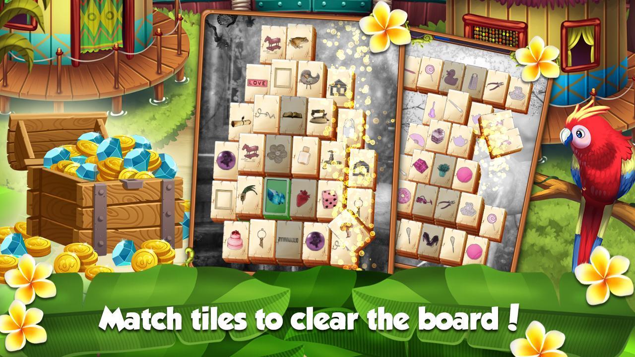 Mahjong World Adventure - The Treasure Trails 1.0.30 Screenshot 1