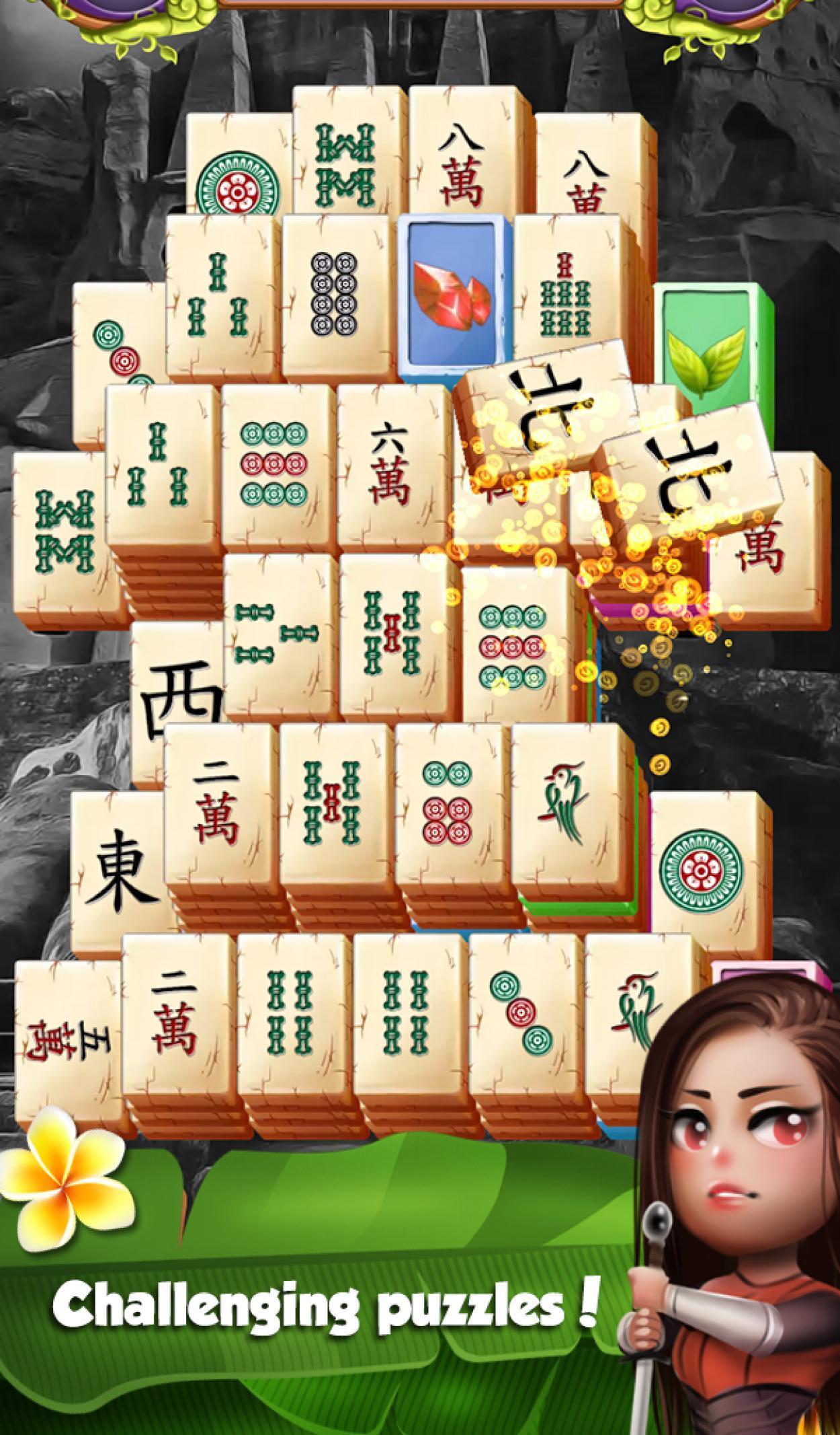 Mahjong World Adventure - The Treasure Trails 1.0.30 Screenshot 12