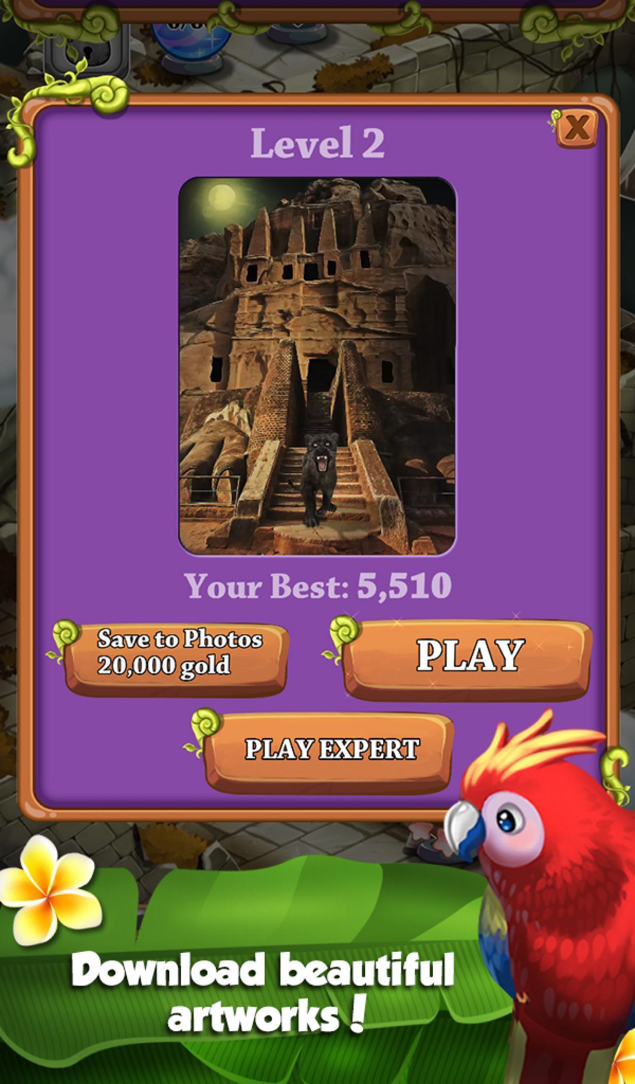 Mahjong World Adventure - The Treasure Trails 1.0.30 Screenshot 8