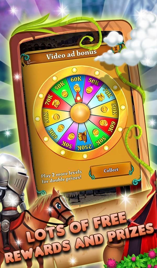 Match 3 Fantasy Quest: Hero Story 1.0.20 Screenshot 14