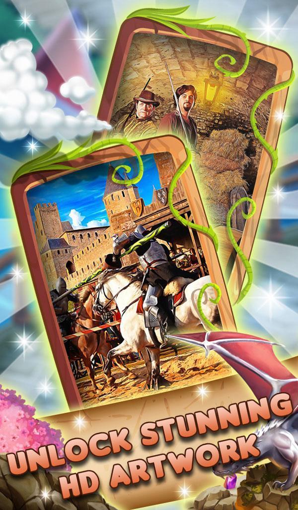 Match 3 Fantasy Quest: Hero Story 1.0.20 Screenshot 7