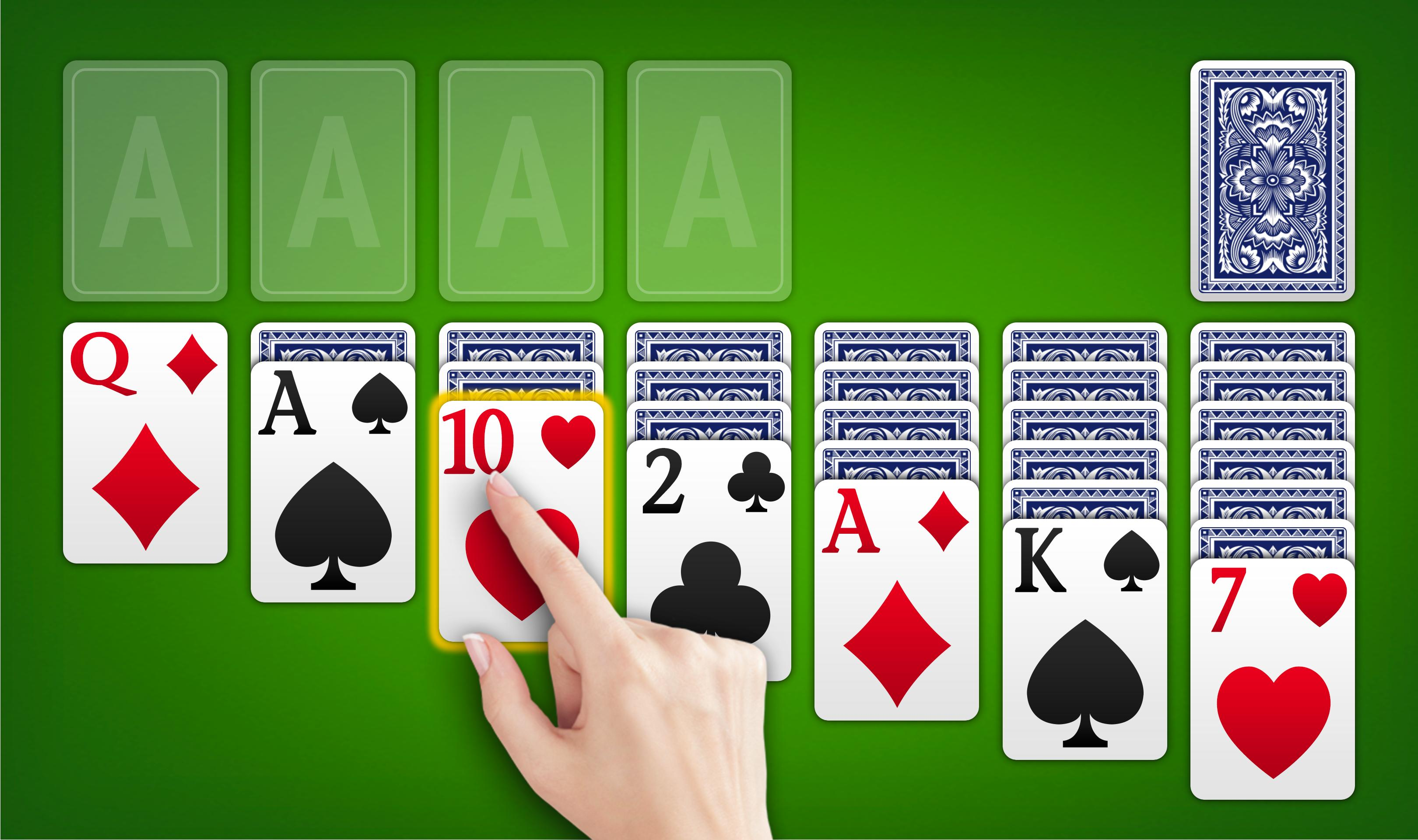 Solitaire - Free Classic Solitaire Card Games 1.8.5 Screenshot 1