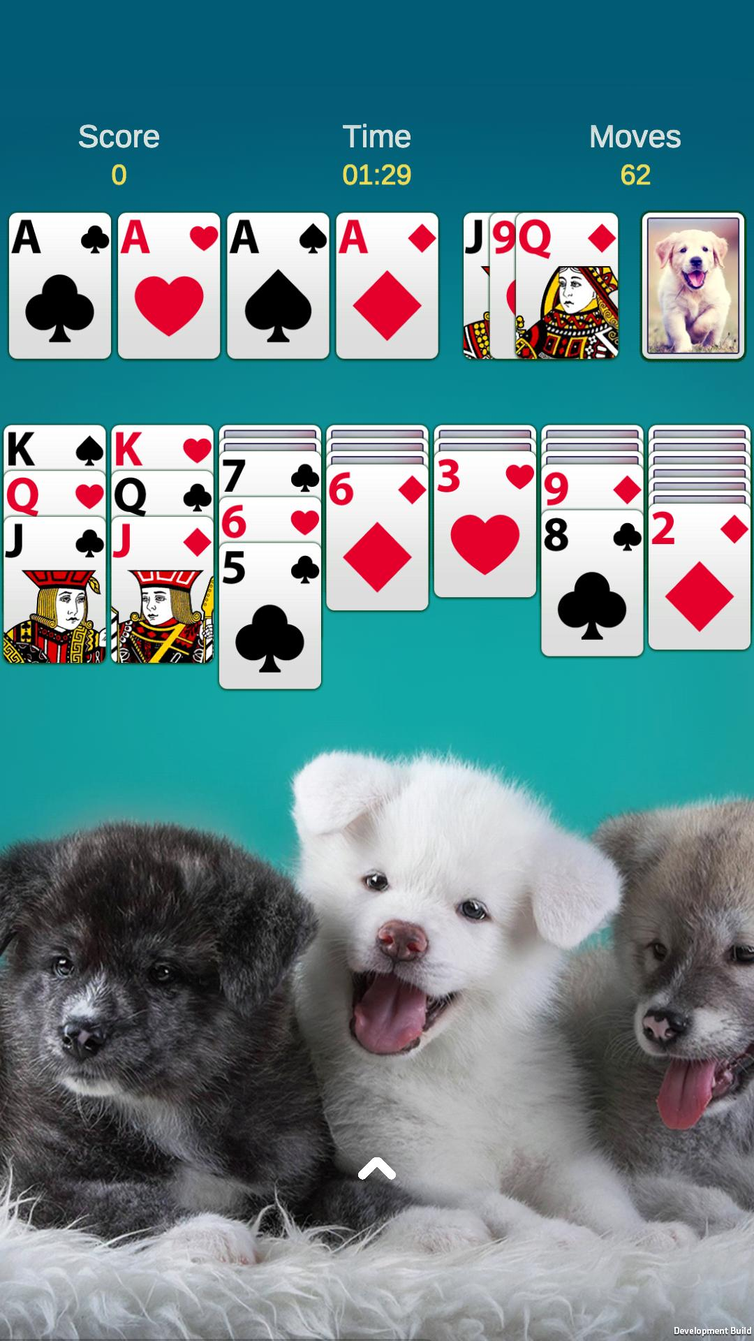 Solitaire - Free Classic Solitaire Card Games 1.8.5 Screenshot 2
