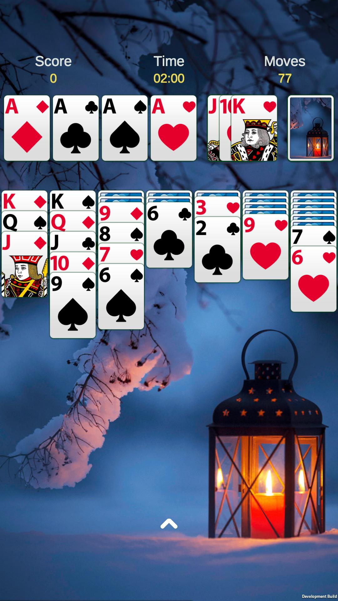 Solitaire - Free Classic Solitaire Card Games 1.8.5 Screenshot 3