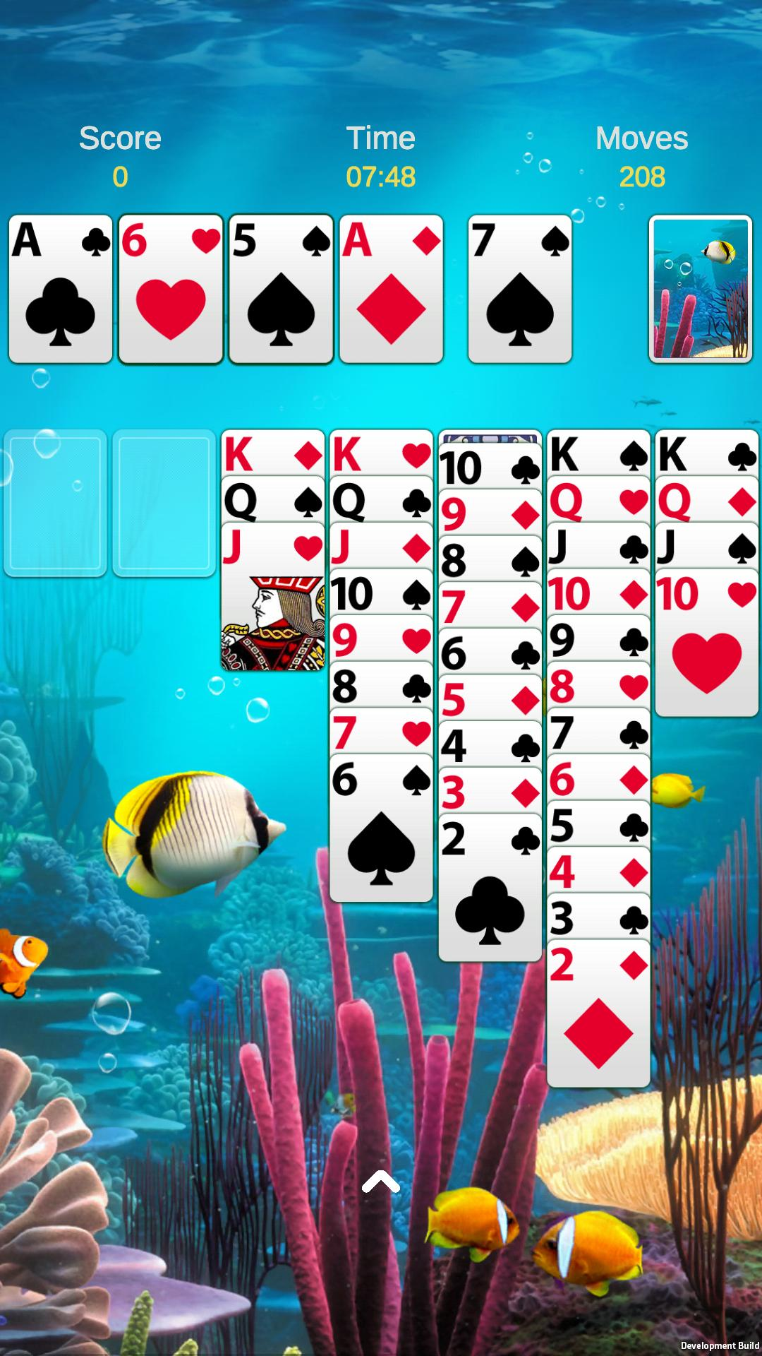 Solitaire - Free Classic Solitaire Card Games 1.8.5 Screenshot 4