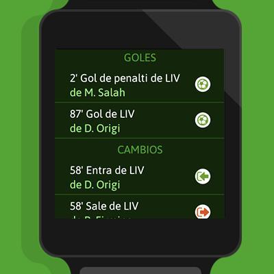 BeSoccer Soccer Live Score 5.1.1.4 Screenshot 18