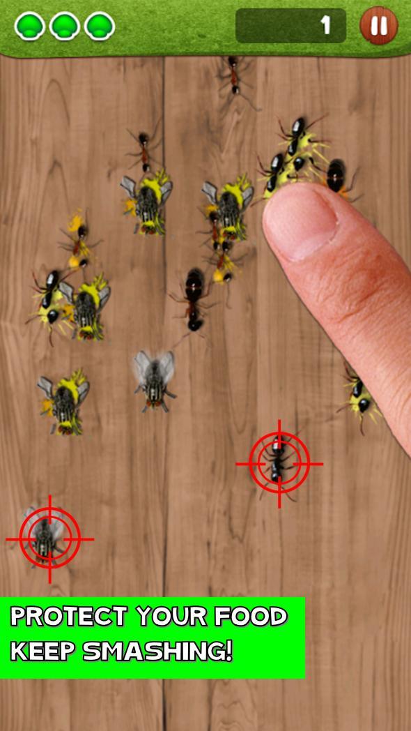 Ant Smasher 9.77 Screenshot 3