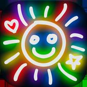 Kids Doodle 🎨 app icon