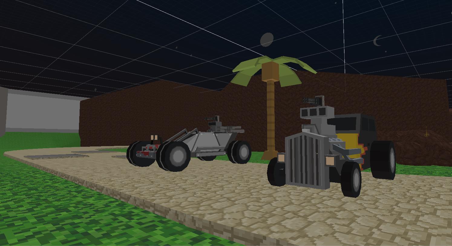 Blocky Combat Strike Zombie Survival 1.25 Screenshot 12