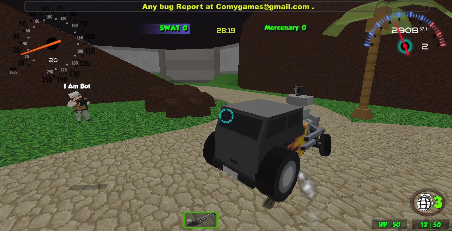 Blocky Combat Strike Zombie Survival 1.25 Screenshot 13