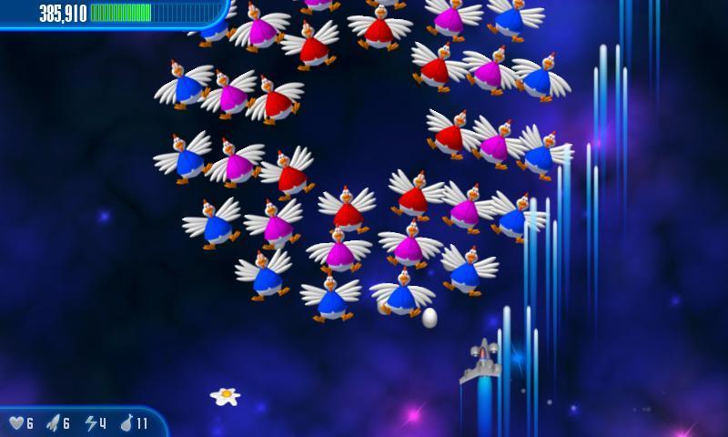 Chicken Invaders 3 1.36ggl Screenshot 4